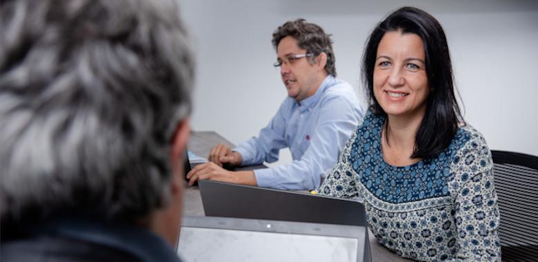 Patricia Barbolla consultor Microsoft Ax Día Internacional de la Mujer